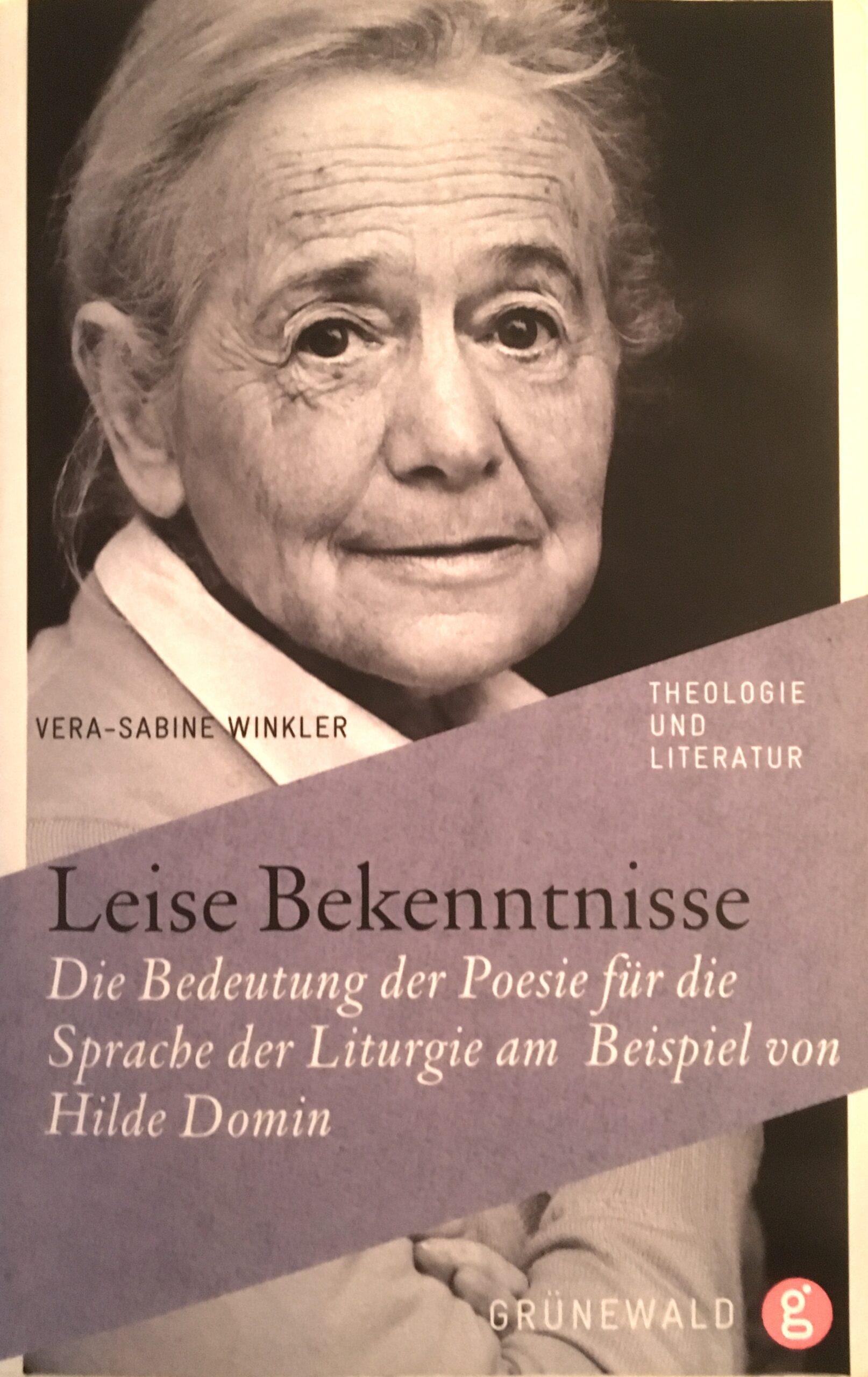 Leise Bekenntnisse, 2009