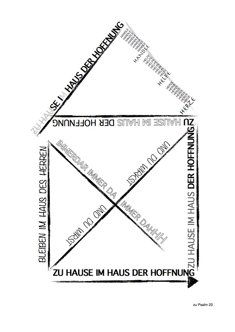 PSALM 23 - zu hause - Web