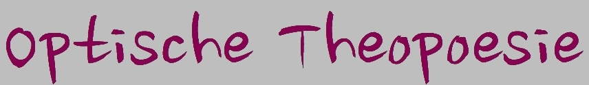 Vera-Sabine Winkler Theopoesie - Überblick überTheopoesie, Charakter, Stilmittel, aktuelles Vorkommen in der Praxis, Literaturliste